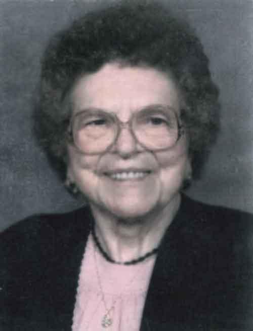 Gertrude Quillen Amburgey