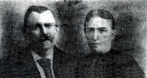 Henry Baker and Martha Catherine Taylor