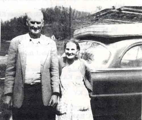 Henry Dow Baker and Martha Profitt