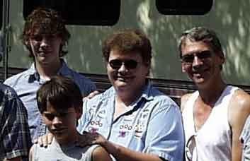 Ada and Willie Braun Family