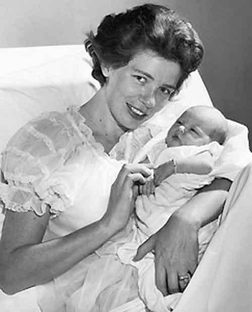 June Carter And Rosie Nix
