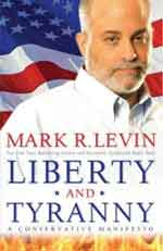 Mark Levin - Author of Liberty and Tyranny - 12 Weeks on the New York Times Best Seller List - Author of Men in Black and Other Wonderful Conservative Books - Constitutional Attorney - Brilliant Talk Show Host - The Greatest!