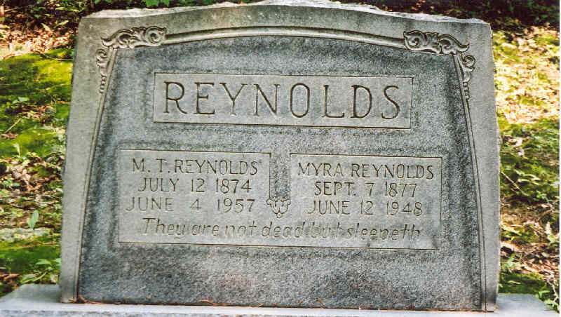 Myra Johnson Reynolds