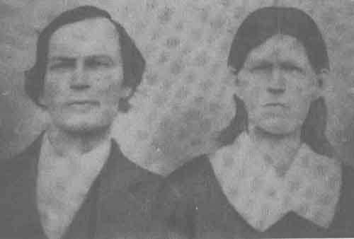 Alexander Crockett Ritchie and Mary Fugate